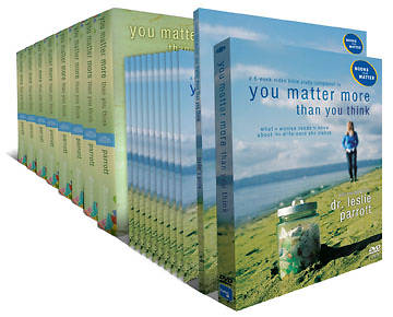You Matter More Than You Think DVD