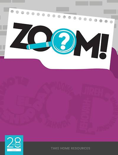 Picture of 28nineteen Zoom Take Home Resource