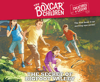 Picture of The Secret of Bigfoot Valley, Volume 1