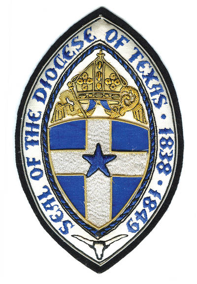 SEAL-DIOCESE OF TEXAS