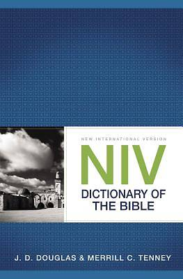 Picture of NIV Dictionary of the Bible