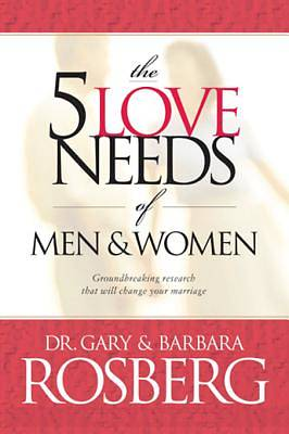 The 5 Love Needs of Men and Women [ePub Ebook]