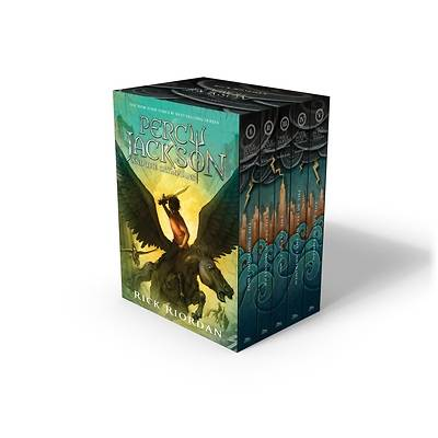 Picture of Percy Jackson & the Olympians Boxed Set