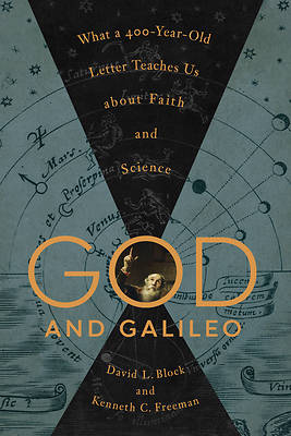 Picture of God and Galileo