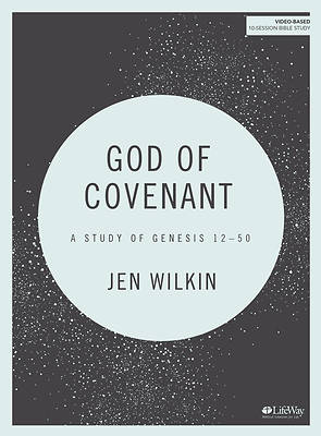 Picture of God of Covenant - Bible Study Book