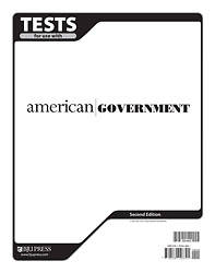American Government Tests 2nd Edition