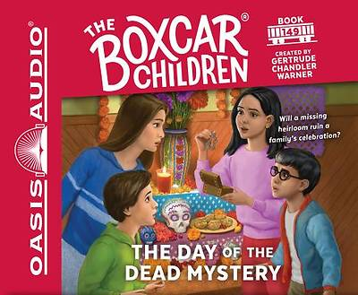 The Day of the Dead Mystery (Library Edition)