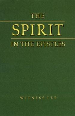 Picture of The Spirit in the Epistles
