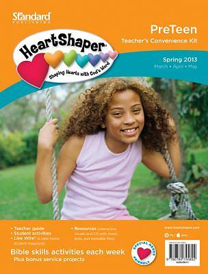 Standards Heartshaper Preteen Teachers Kit Spring 2013