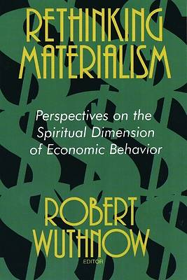 Picture of Rethinking Materialism Perspectives On The Spiritu