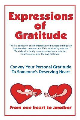Picture of Expressions of Gratitude