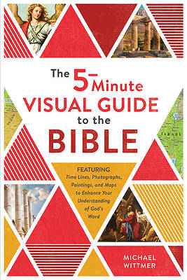 Picture of The Five-Minute Visual Guide to the Bible