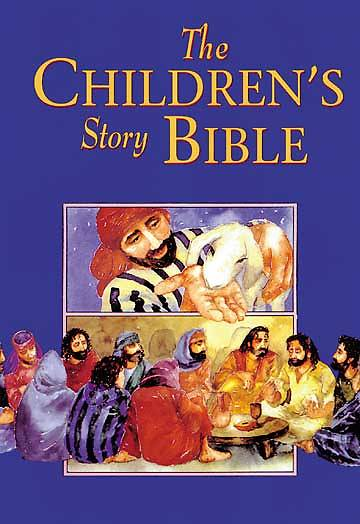 Picture of The Children's Story Bible