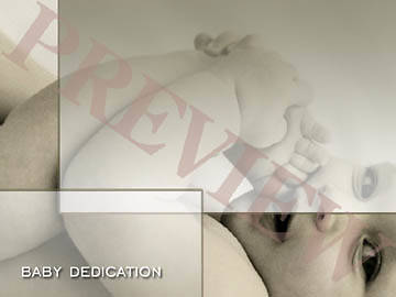 Download Still Baby Dedication
