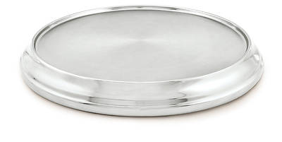 Communion Tray Silverplate