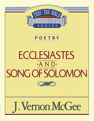 Commentary Ecclesiastes Song of Solomon