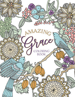 Picture of Amazing Grace Coloring Book
