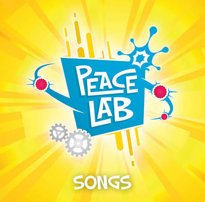 Vacation Bible School (VBS) 2018 Peace Lab: Music CD