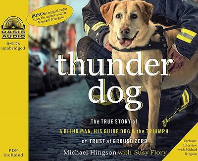 Picture of Thunder Dog CD