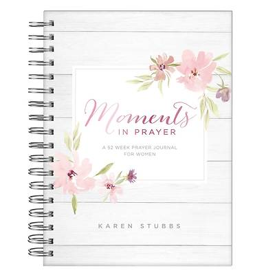 Picture of Moments in Prayer Journal