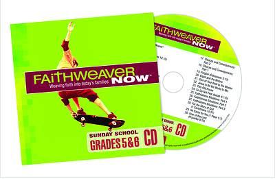 Picture of FaithWeaver Now Grades 5-6 CD Summer 2020