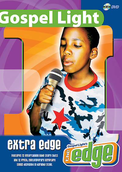 Gospel Light Preteen Extra Edge DVD Yr 1