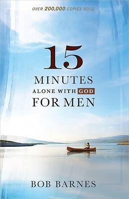 Picture of 15 Minutes Alone with God for Men