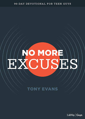 Picture of No More Excuses - Teen Devotional