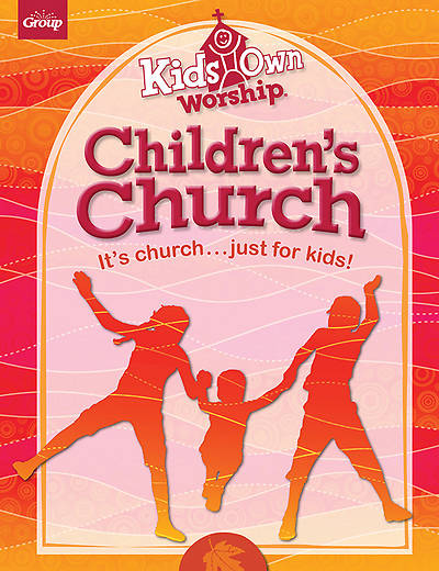 KidsOwn Worship Leader Guide Fall 2014