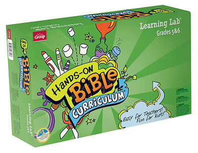 Picture of Hands-On Bible Curriculum Grades 5 & 6 Learning Lab Winter 2014-15