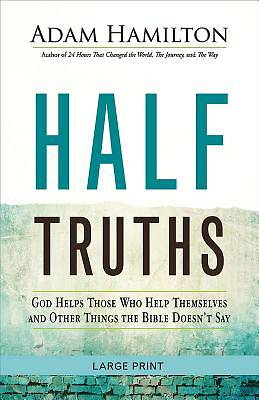 Picture of Half Truths [Large Print]