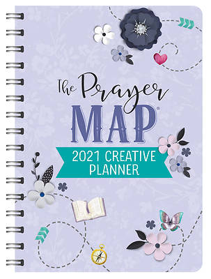 Picture of 2021 Creative Planner the Prayer Map