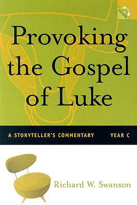 Picture of Provoking the Gospel of Luke