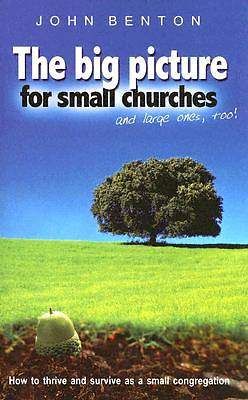 Picture of The Big Picture for Small Churches and Large Ones, Too!