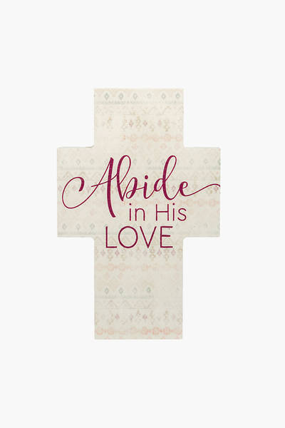 Picture of Abide In His Love Cross