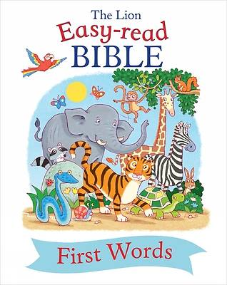 Picture of The Lion Easy-Read Bible First Words