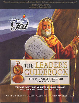 Life Principles from the Old Testament Leaders Guidebook