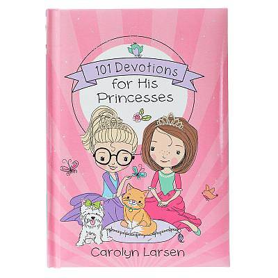 Picture of 101 Devotions for His Princesses