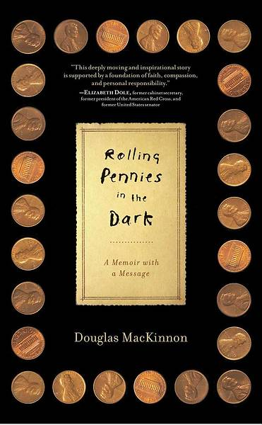 Rolling Pennies in the Dark