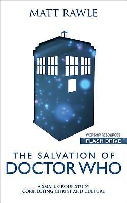The Salvation of Doctor Who Worship Resources Flash Drive