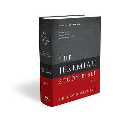 Picture of The Jeremiah Study Bible - NKJV