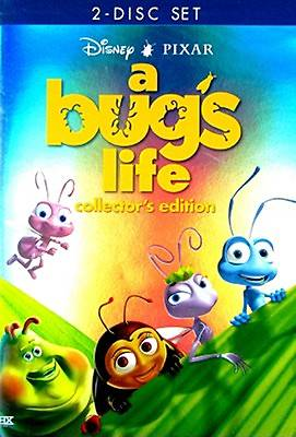 A Bugs Life DVD (Collectors)
