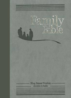 Picture of King James Version Family Bible