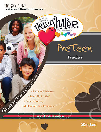 Picture of HeartShaper PreTeen Teacher Book