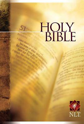 New Living Translation Holy Bible Text Edition