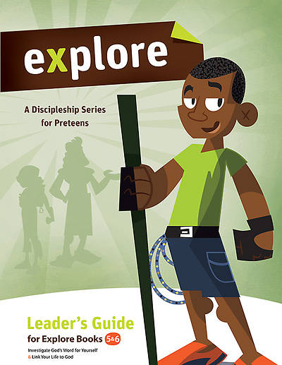 Explore Leaders Guide for Books 5 & 6