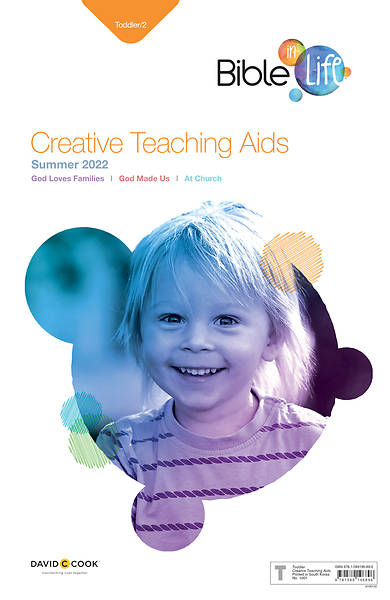 Picture of Bible in Life Toddler Twos Teaching Aids Summer