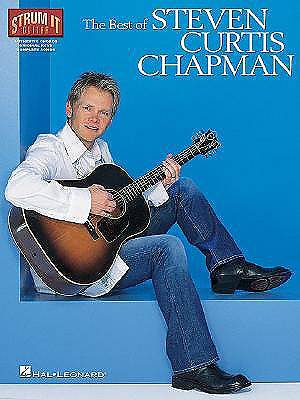 The Best of Steven Curtis Chapman Guitar Songbook