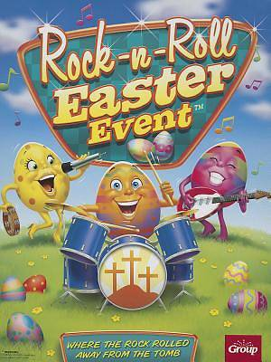 Rock n Roll Easter Egg Hunt