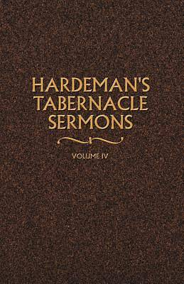 Picture of Hardeman's Tabernacle Sermons Volume IV